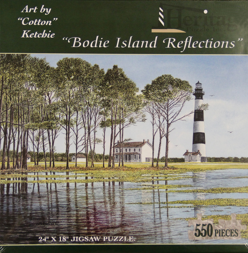 Bodie Island Reflections