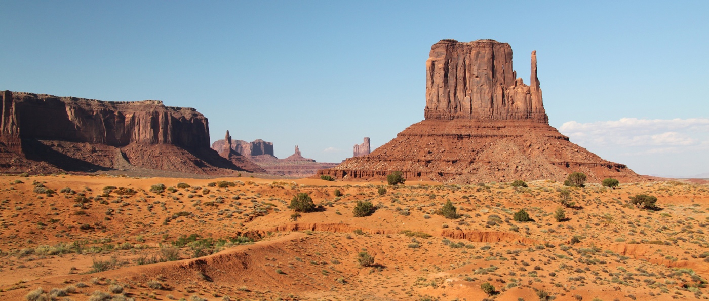 Monument Valley West Mitten