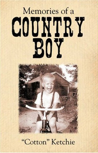Memories of a Country Boy [Paperback]