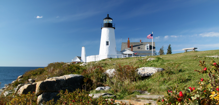 Pemaquoid Point Lighthouse, Maine