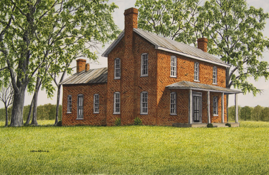 "Theodore ""Thee"" Lafayette Home"