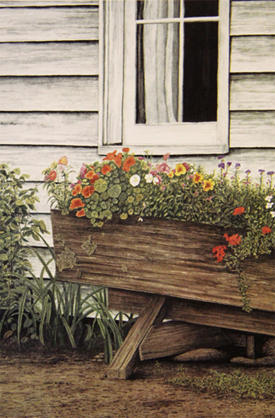 Becky Cable's Flower Box - Limited Edition