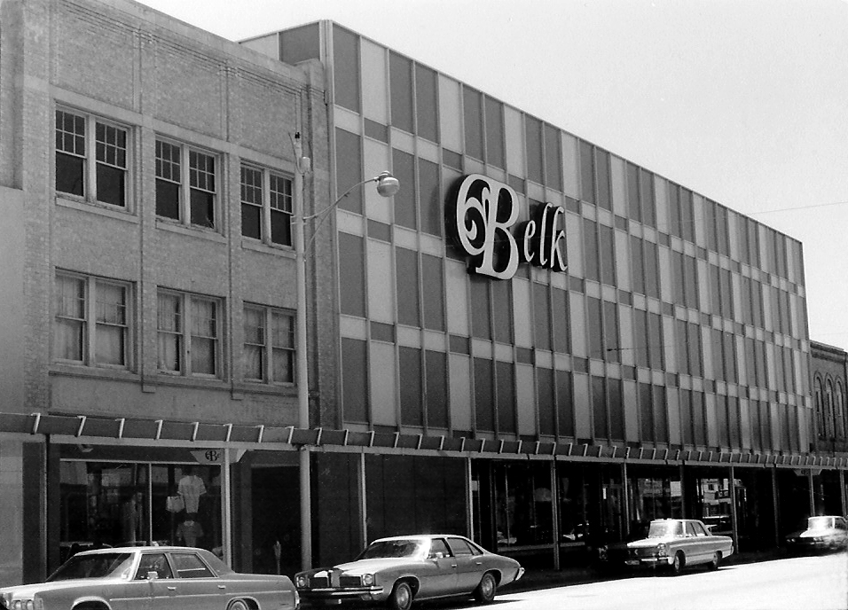 The Old Belk Store