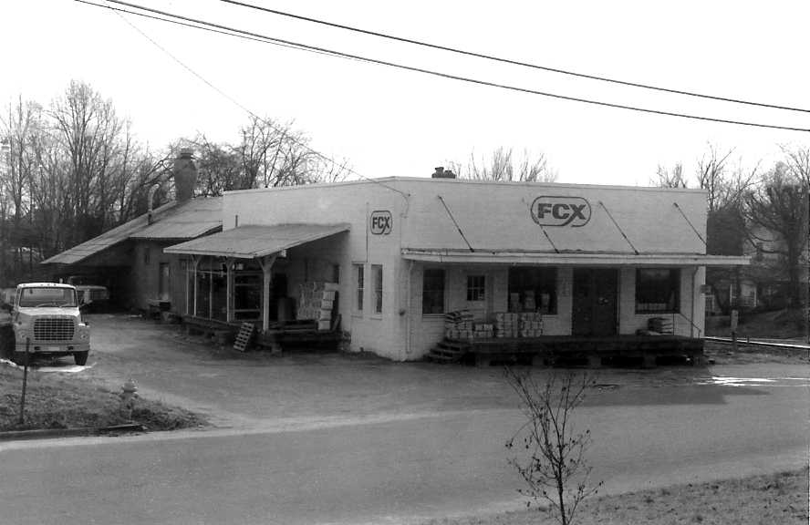 The Old FCX Store