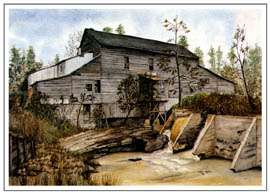 Howard Creek Mill