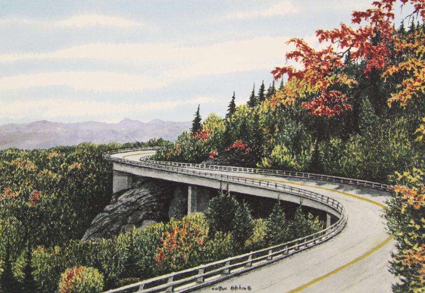 Linn Cove Viaduct - Limited Edition