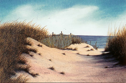 Outer Banks Retreat - Giclee