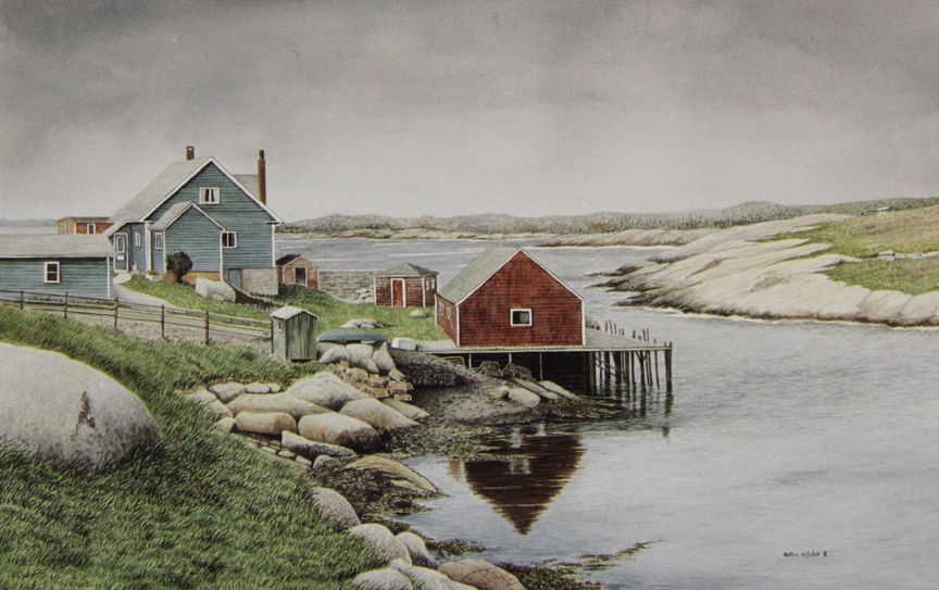 Peggy's Cove - Limited Edition