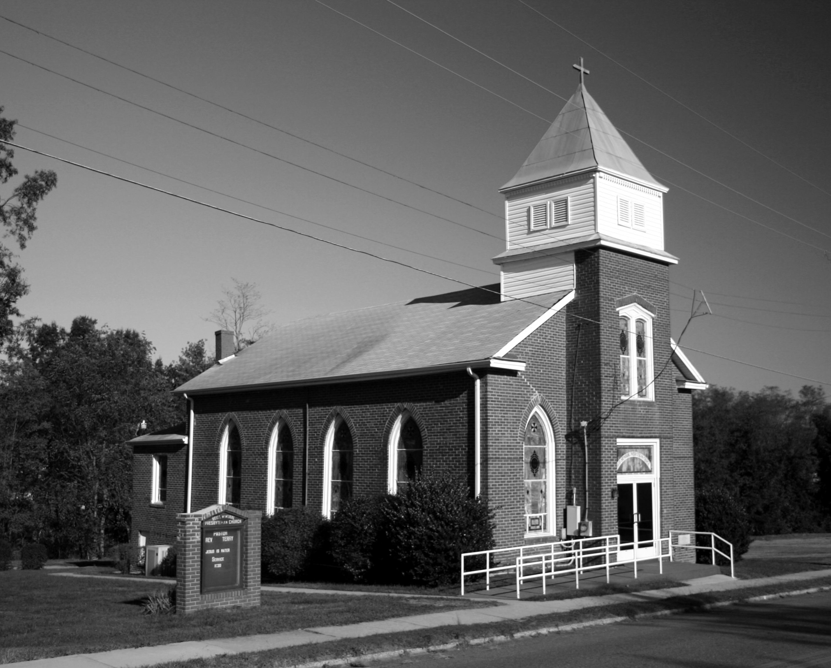 Reid memorial Presbyterian Church