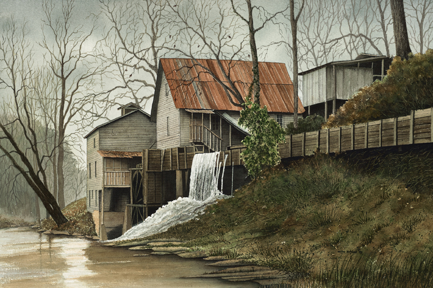 Tharpe's Mill - Limited Edition
